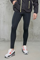 Forever 21 Sports Leggings Black