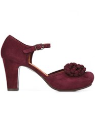 Chie Mihara 'Kaliante Grape' Pumps Pink And Purple
