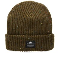 Penfield Harris Fleck Beanie Green