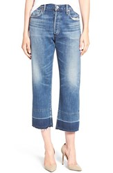 Citizens Of Humanity Women's 'Hoxton' Ponte Ankle Pants Fade Out