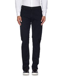 Pt05 Trousers Casual Trousers Men Dark Blue