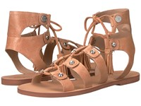 Guess Franda Camel Women's Dress Sandals Tan