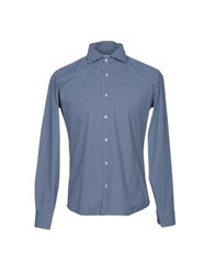 Takeshy Kurosawa Shirts Blue