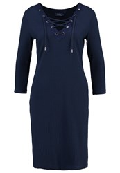 Polo Ralph Lauren Summer Dress Cruise Navy Dark Blue