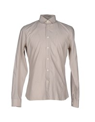 Prada Shirts Shirts Men Beige