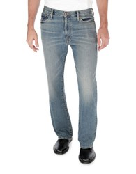 Lucky Brand 181 Relaxed Straight Jeans Sunnyvale