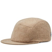 Larose Paris 5 Panel Cap Brown