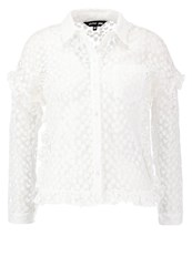 Sister Jane Shirt Ivory White
