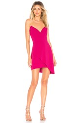 Amanda Uprichard Viv Dress Pink