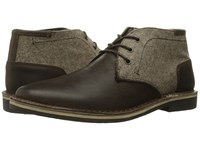 Steve Madden Harken Brown Multi Men's Lace Up Boots