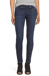 Eileen Fisher Women's Stretch Skinny Jeans Washed Indigo