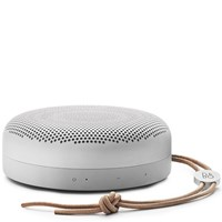 Bang And Olufsen Bando Play Beoplay A1 Portable Bluetooth Speaker Silver