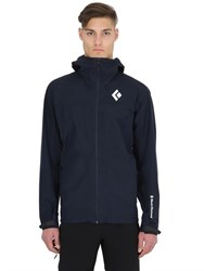 Black Diamond Liquid Point Gore Tex Shell Jacket