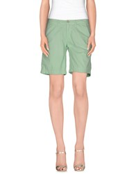 40Weft Bermudas Light Green