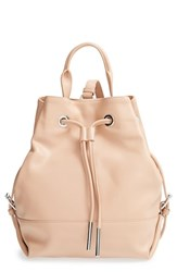 Opening Ceremony 'Izzy' Leather Backpack