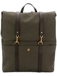 Mismo Ms Foldover Backpack Brown