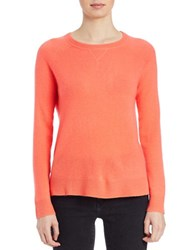 Lord And Taylor Cashmere Sweater Camellia