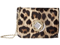 Jessica Mcclintock Leopard Diamond Crossbody Leopard Cross Body Handbags Animal Print