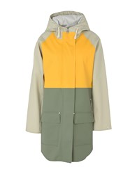 Elka Jackets Yellow