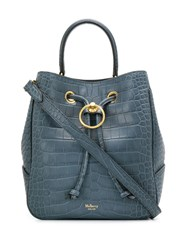 Mulberry Hampstead Tote Bag Blue