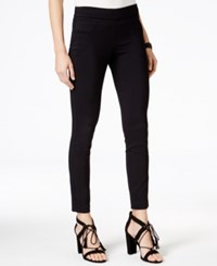 Xoxo Juniors' Cropped Pull On Pants Black