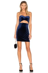 Wyldr Sweet Victory Dress Navy
