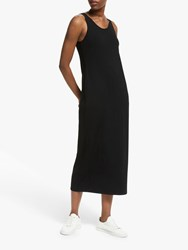 Eileen Fisher Scoop Neck Dress Black