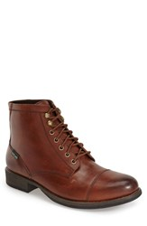 Eastland Men's 'High Fidelity' Cap Toe Boot Tan Leather