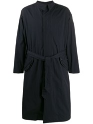 Damir Doma Single Breasted Rear Pocket Coat 60
