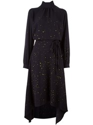 Golden Goose Deluxe Brand 'Gabi' Dress Blue