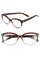 Bobbi Brown Women's 'The Mulbery' 54Mm Reading Glasses