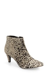 Matisse Women's Coconuts By 'Nelson' Bootie Dot Print Calf Hair