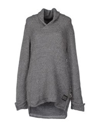 Bad Spirit Sweaters Grey