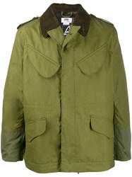 Junya Watanabe Man X Ark Air Military Style Jacket 60