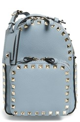 Valentino 'Small Rockstud' Leather Backpack