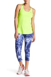 New Balance Printed Fitted Capri Multi