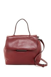 French Connection Madiston Top Handle Satchel Red