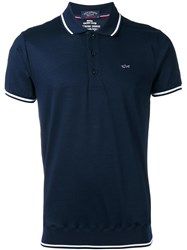 Paul And Shark Polo Shirt Blue
