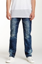 X Ray Faded Jean Blue