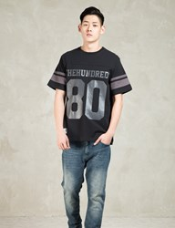 The Hundreds Black Leaders S S Jersey