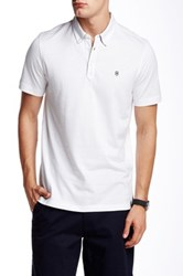 Victorinox Aero Tailored Fit Polo White