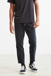 Loom Jules Overdyed Black Cropped Jean