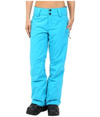 Obermeyer Monterossa Pants Azure Women's Casual Pants Blue