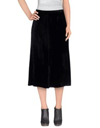 Martinelli Skirts 3 4 Length Skirts Women Black