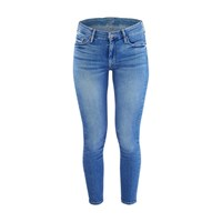 Mother The Looker Jeans Hop On Hop Off