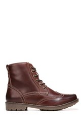 Dr. Scholl's Scully Mid Boot Brown