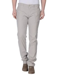 Luigi Bianchi Mantova Casual Pants Dove Grey