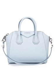 Givenchy Antigona Small Leather Tote Light Blue