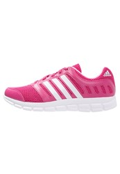Adidas Performance Breeze 101 2 Lightweight Running Shoes Pink White Semi Pink Glow