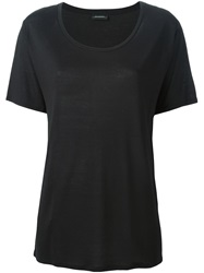 By Malene Birger 'Nuah' T Shirt Black